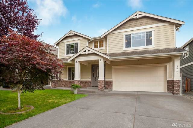 5017 NE 8th St, Renton, WA 98059 (#1622962) :: Real Estate Solutions Group