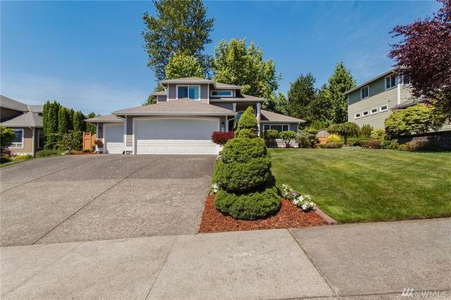 27825 48th Ave S, Federal Way, WA 98001 (#1622993) :: Ben Kinney Real Estate Team