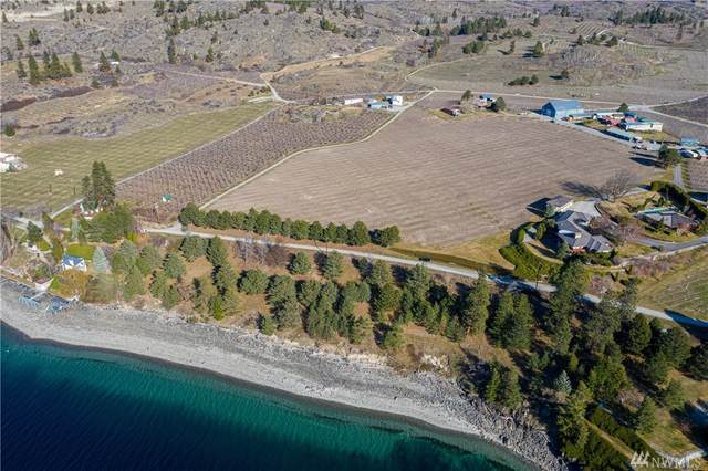 0 Parcel C Green's Landing Rd, Manson, WA 98831 (#1622999) :: Real Estate Solutions Group