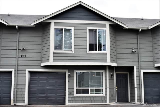 1203 110th St E #11, Tacoma, WA 98445 (#1623008) :: Ben Kinney Real Estate Team