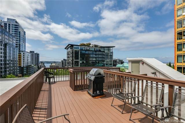 2700 4th Ave #605, Seattle, WA 98121 (#1623059) :: Mike & Sandi Nelson Real Estate