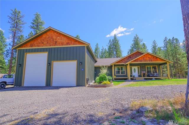 796 Loping Lane, Cle Elum, WA 98922 (#1623132) :: Real Estate Solutions Group
