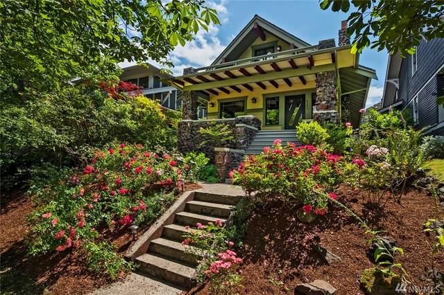 411 Wheeler St, Seattle, WA 98109 (#1623148) :: Ben Kinney Real Estate Team