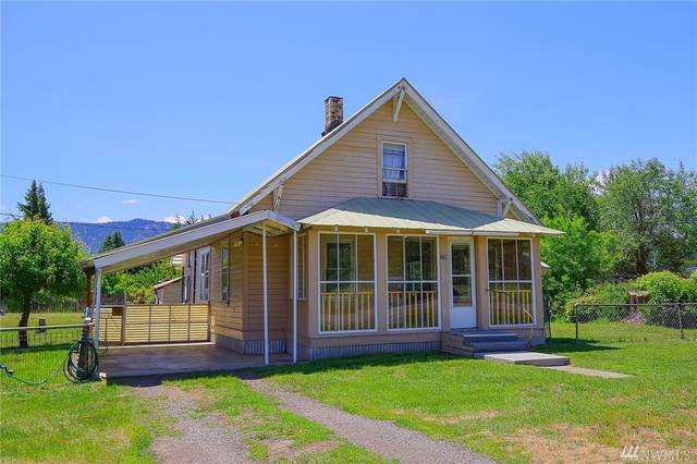 708 E Third St, Cle Elum, WA 98922 (#1623153) :: Ben Kinney Real Estate Team