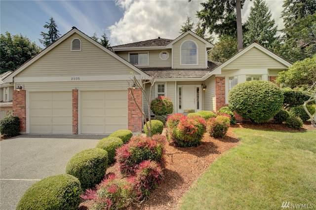 2105 219th Place NE, Sammamish, WA 98074 (#1623155) :: Ben Kinney Real Estate Team