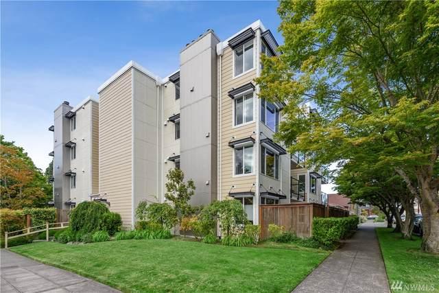 4118 SW College St #102, Seattle, WA 98116 (#1623203) :: Capstone Ventures Inc