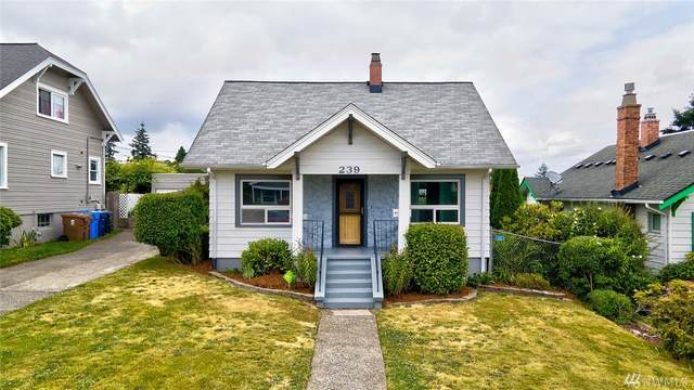 239 S 55th St, Tacoma, WA 98408 (#1623225) :: Ben Kinney Real Estate Team