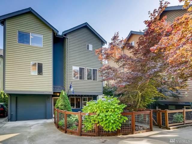 5927 California Ave SW, Seattle, WA 98136 (#1623245) :: Better Properties Lacey