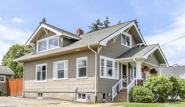 824 S Proctor St, Tacoma, WA 98405 (#1623265) :: Ben Kinney Real Estate Team