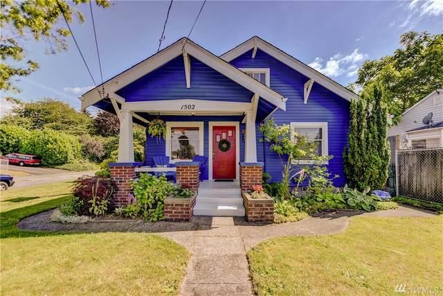 1502 S 57th Street, Tacoma, WA 98408 (#1623411) :: Pacific Partners @ Greene Realty