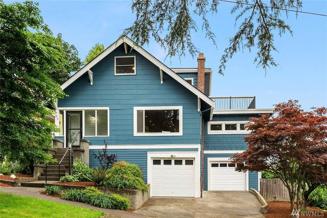 612 N 64th St, Seattle, WA 98103 (#1623430) :: The Kendra Todd Group at Keller Williams