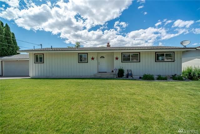 1608 N Ashland Ave, East Wenatchee, WA 98802 (#1623544) :: Ben Kinney Real Estate Team