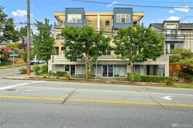 201 E Boston St #1100, Seattle, WA 98102 (#1623555) :: The Kendra Todd Group at Keller Williams