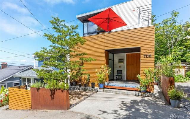 706 W Howe St, Seattle, WA 98119 (#1623643) :: The Kendra Todd Group at Keller Williams