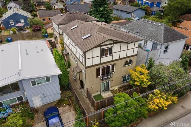1143 N 85th St A, Seattle, WA 98103 (#1623677) :: Alchemy Real Estate