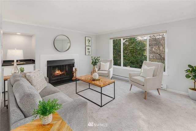 3930 Lake Washington Boulevard SE 8D, Bellevue, WA 98006 (#1623730) :: Ben Kinney Real Estate Team