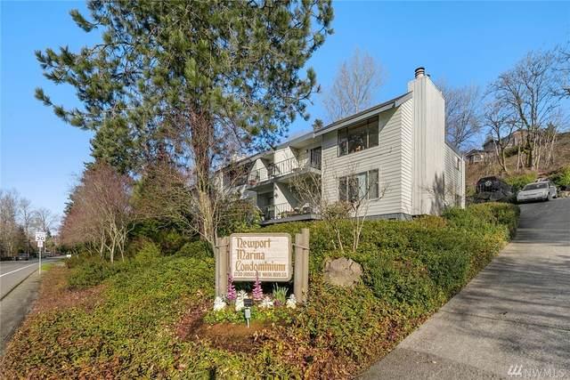 3930 Lake Washington Blvd SE 8D, Bellevue, WA 98006 (#1623730) :: NW Homeseekers