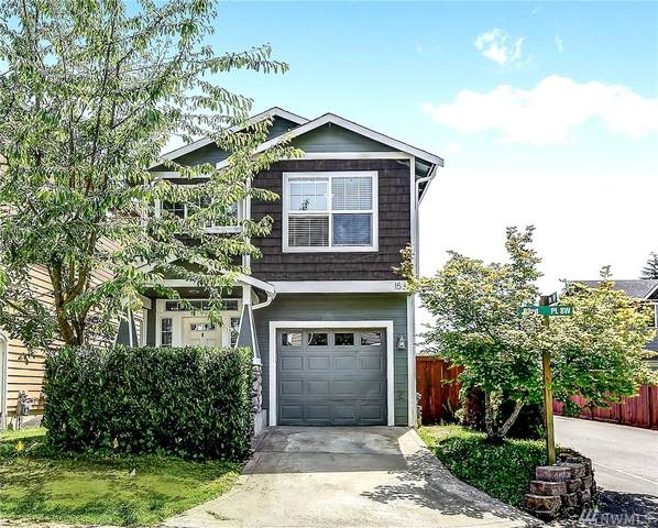 1532 93rd Place SW #35, Everett, WA 98204 (#1623739) :: The Kendra Todd Group at Keller Williams