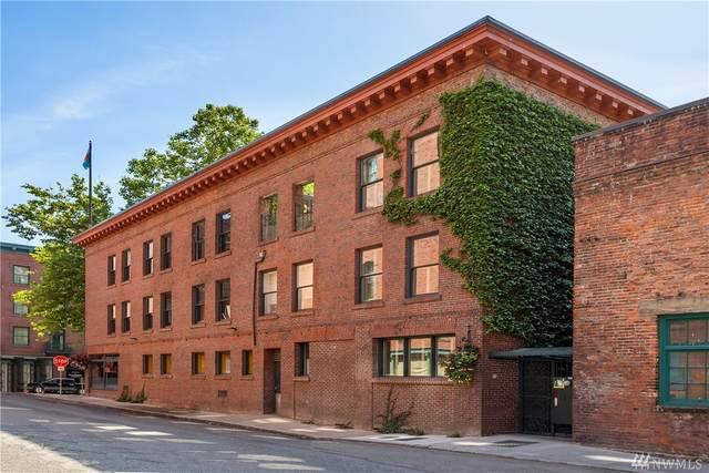 611 Post #15, Seattle, WA 98104 (#1623782) :: Capstone Ventures Inc