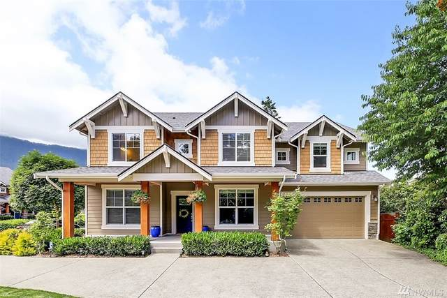 898 SE Mt Teneriffe Pl, North Bend, WA 98045 (#1623791) :: The Kendra Todd Group at Keller Williams