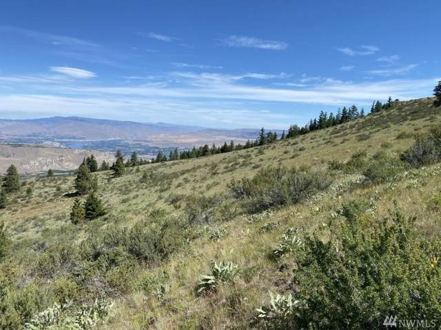 6811 Jump Off Rd., Lot C, Wenatchee, WA 98801 (#1623860) :: Ben Kinney Real Estate Team