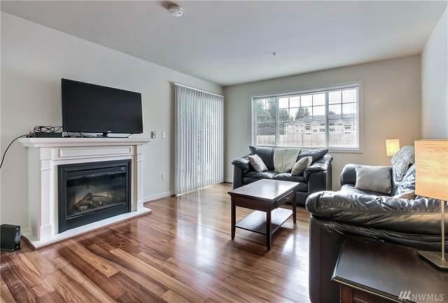 13203 97th Ave E #107, Puyallup, WA 98373 (#1623869) :: Mosaic Realty, LLC