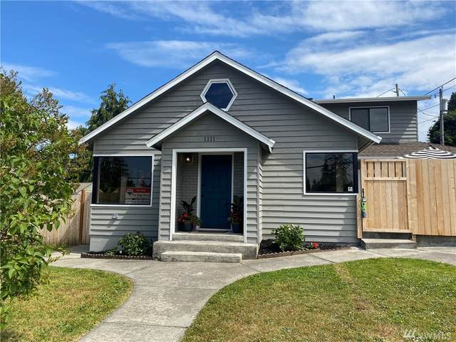 1111 S Laurel St, Port Angeles, WA 98362 (#1623879) :: Pickett Street Properties