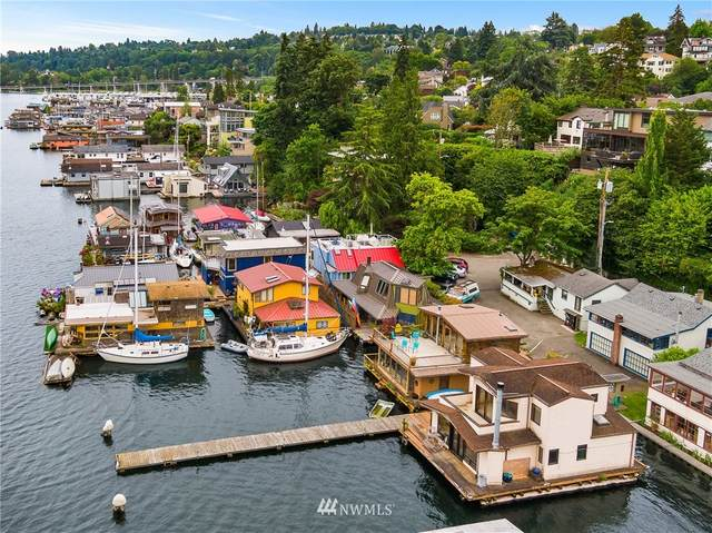 3118 Portage Bay Place F, Seattle, WA 98102 (#1623890) :: Hauer Home Team