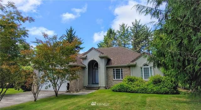59 Ranta Road, Bay Center, WA 98527 (#1623895) :: Ben Kinney Real Estate Team