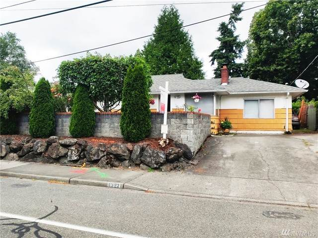 1322 SW 116th St, Seattle, WA 98146 (#1623901) :: Real Estate Solutions Group