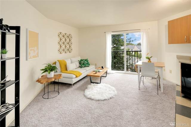 4020 Aurora Ave N #408, Seattle, WA 98103 (#1623930) :: Real Estate Solutions Group
