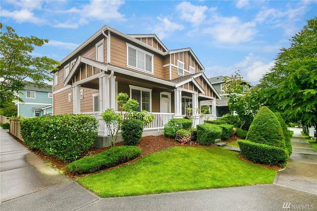 2587 NE Julep St, Issaquah, WA 98029 (#1623953) :: Keller Williams Western Realty