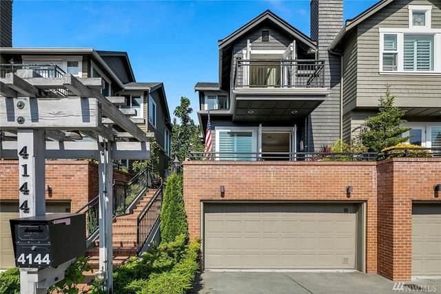 4144 Beach Drive SW, Seattle, WA 98116 (#1623981) :: Mike & Sandi Nelson Real Estate