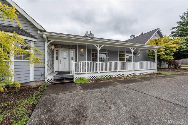 2367 Happy Valley Rd, Sequim, WA 98382 (#1624018) :: KW North Seattle