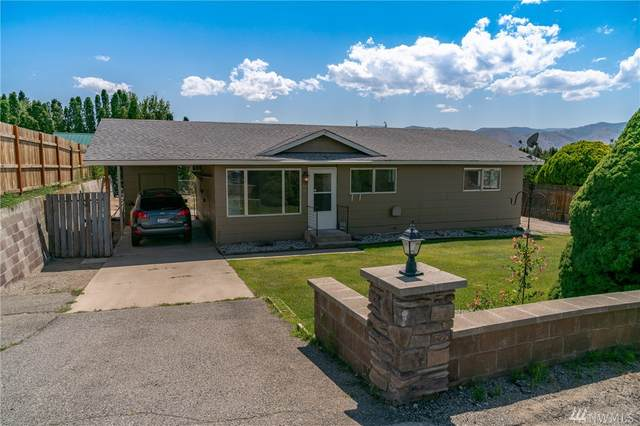210 Goldcrest St, East Wenatchee, WA 98802 (#1624043) :: Ben Kinney Real Estate Team