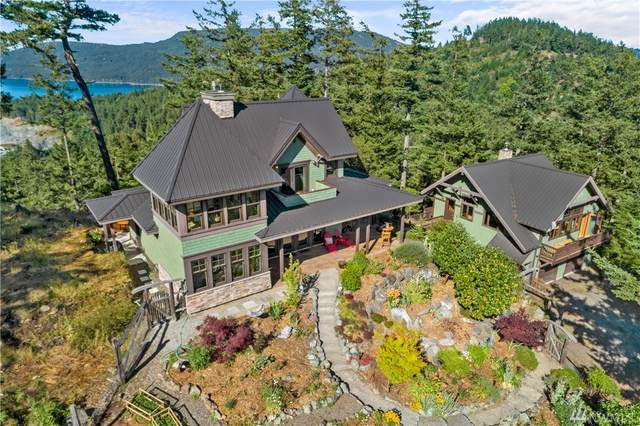 1618 Mountain Crest Dr, Orcas Island, WA 98245 (#1624107) :: Priority One Realty Inc.