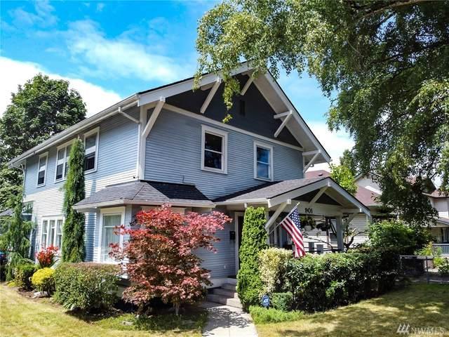 901 N Pearl St, Centralia, WA 98531 (#1624136) :: Capstone Ventures Inc