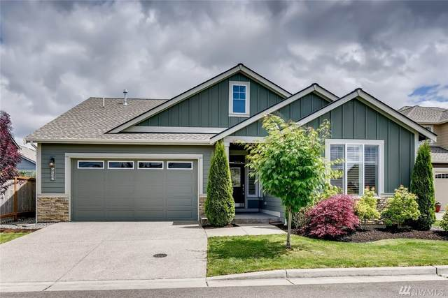2326 40th Ave SE, Puyallup, WA 98374 (#1624137) :: Keller Williams Realty