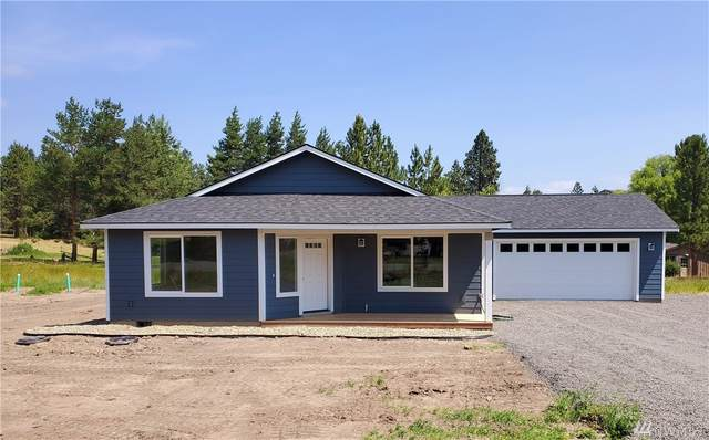 1321 Sunlight Drive, Cle Elum, WA 98922 (#1624166) :: Engel & Völkers Federal Way