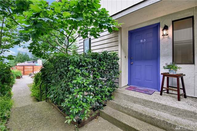 19230 15th Ave NE B3, Shoreline, WA 98155 (#1624169) :: Ben Kinney Real Estate Team