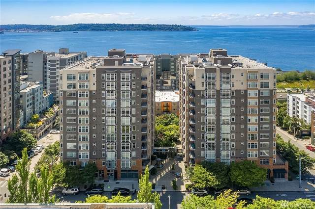 2801 1st Ave #807, Seattle, WA 98121 (#1624225) :: Mike & Sandi Nelson Real Estate