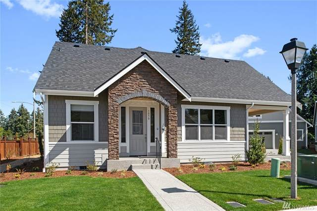 1064 11th Tee Drive #8, Fircrest, WA 98466 (#1624274) :: Real Estate Solutions Group