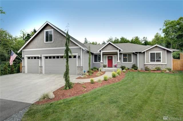 16502 119th Ave NE, Arlington, WA 98223 (#1624311) :: Real Estate Solutions Group