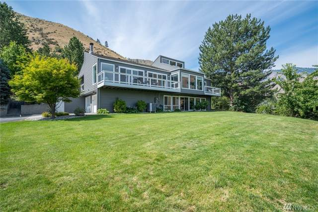 2825 Number 1 Canyon Rd, Wenatchee, WA 98801 (#1624376) :: Keller Williams Realty