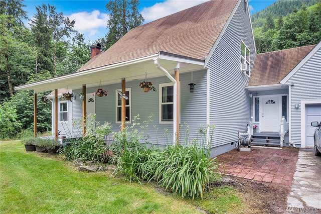 63201 NE index Creek Rd, Baring, WA 98225 (#1624401) :: Keller Williams Western Realty