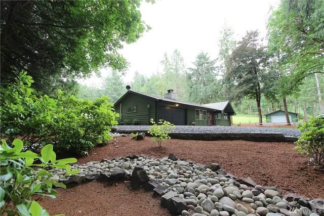 5120 Steamboat Island Rd NW, Olympia, WA 98502 (#1624411) :: Ben Kinney Real Estate Team