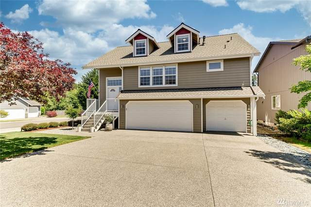 12815 120th Ave E, Puyallup, WA 98374 (#1624511) :: Icon Real Estate Group