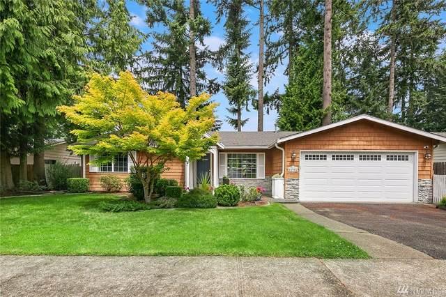 16902 NE 107th Street, Redmond, WA 98052 (#1624532) :: Ben Kinney Real Estate Team