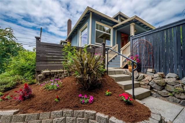 1008 W Crockett St, Seattle, WA 98119 (#1624542) :: Alchemy Real Estate