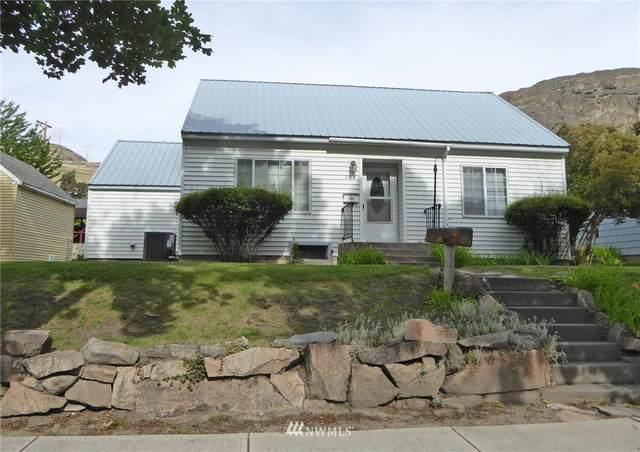 206 Columbia Avenue, Coulee Dam, WA 99116 (#1624545) :: Ben Kinney Real Estate Team